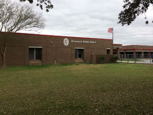 Broussard Middle